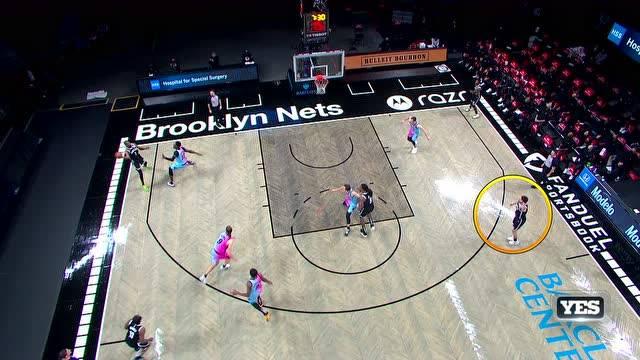 01月24日 NBA 篮网VS热火 全场集锦